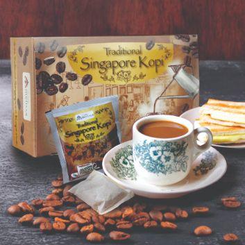 シンガポール伝統コーヒー