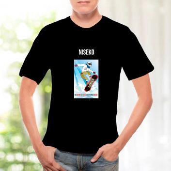 ニセコスノーボーダー Tシャツ