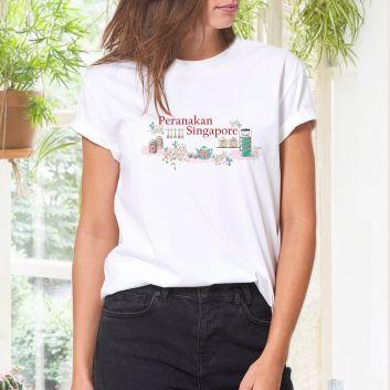 クラシックプラナカン Tシャツ