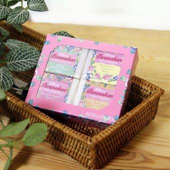 プラナカン石鹸セット
