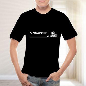 ストライプ3 Tシャツ