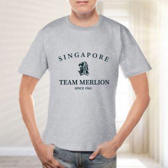 チームマーライオン Tシャツ