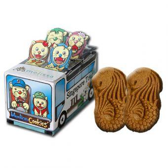 マーライオンバスツアークッキー