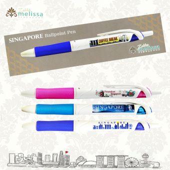 シンガポールボールペン