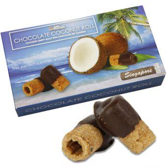 ココナッツチョコロール